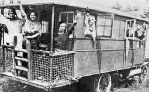 1909 motorhome