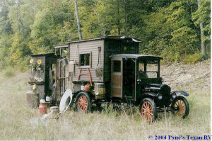 Model T Ford conversion