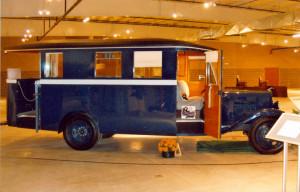 1931 Chevrolet house-car