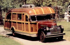 1946 Chevrolet motorhome