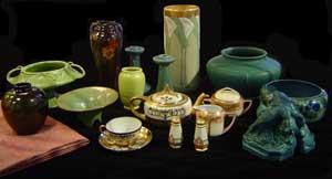 Goldstein pottery.
