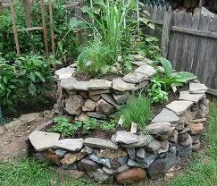 herb spiral.