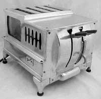 Old toaster.