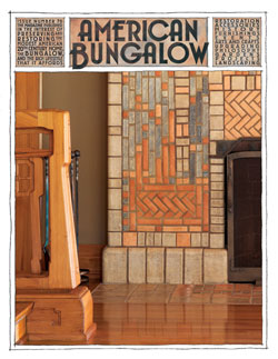 Cover of 2013 American Bungalow magazine.