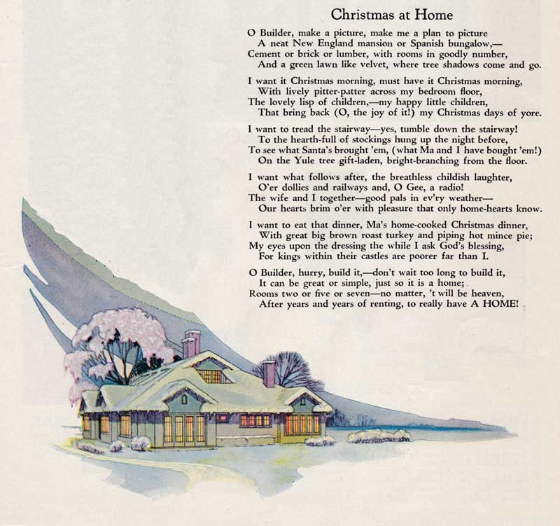 Christmas poem.
