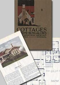 vintage house booklets.
