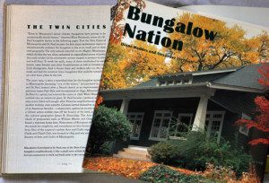 Bungalow Nation magazine.