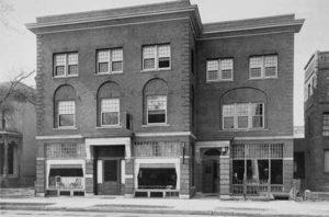Original building.