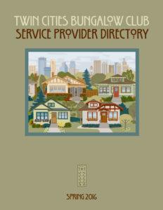 Service Provider Directory cover.
