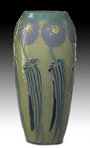 Daisies vase by Mary L. Yancey.