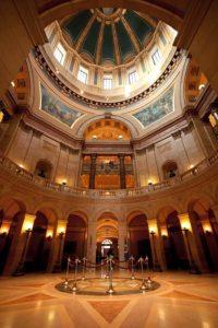 Minnesota State Capitol  interior
