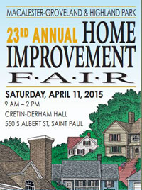 Mac-Groveland Home Improvement Fair
