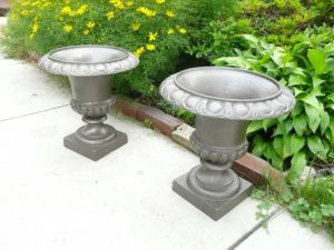 finished urns