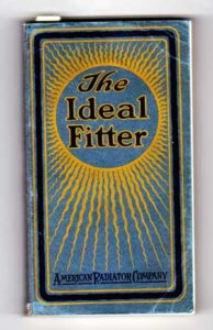 "Cover of ""The Ideal Fitter"""
