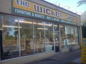 The Wicker Shop.