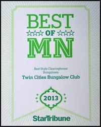 Best of MN award.
